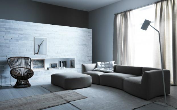 contemporary sofa by saba italia 10