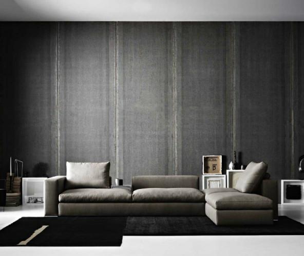 contemporary sofa by saba italia 11