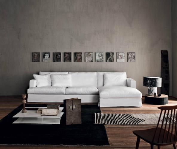 contemporary sofa by saba italia 3