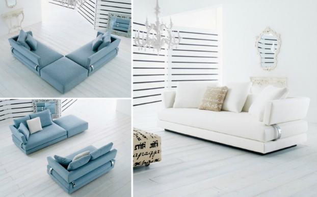 contemporary sofa by saba italia 17
