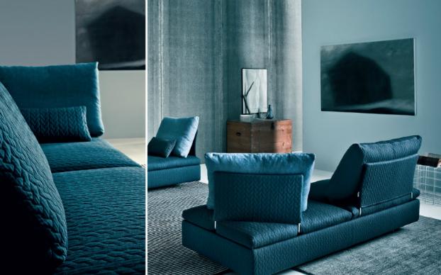 contemporary sofa by saba italia 18