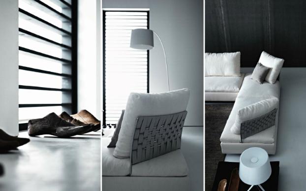 contemporary sofa by saba italia 19