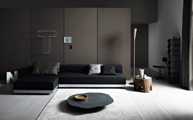 contemporary sofa bed by saba italia 5