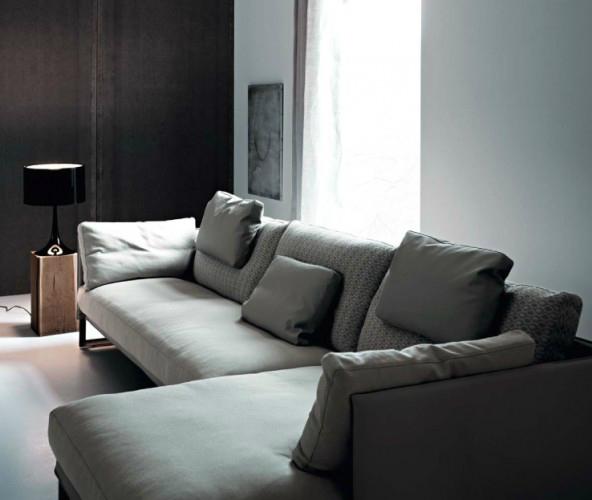 contemporary sofa by saba italia 9