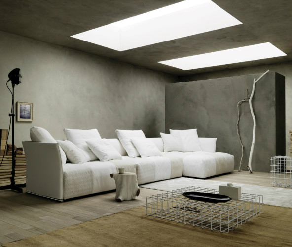 Contemporary Sofas By Saba Italia Decoholic