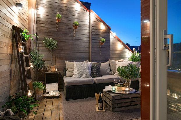 cozy scandinavian terrace 13