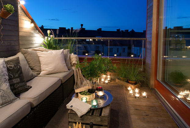 cozy scandinavian terrace 14