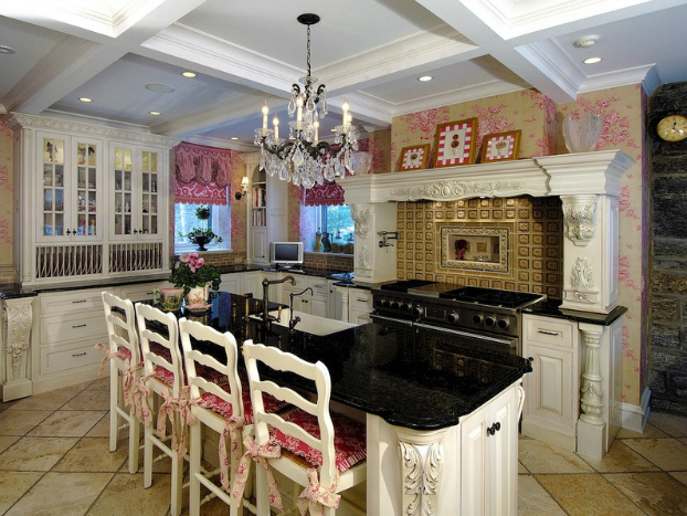 Formal Kitchen with Attention to Detail 2