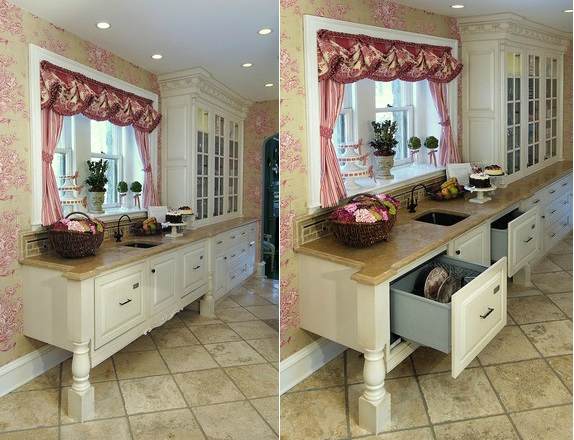 Formal Kitchen with Attention to Detail 5