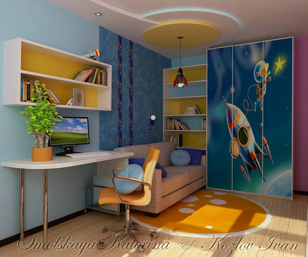 Bedroom Decor Kids Bedroom Design Ideas Dark Wood Tv In Bedroom Design Ideas Bedroom Colors India: 26 Best Girl And Boy Shared Bedroom Design Ideas
