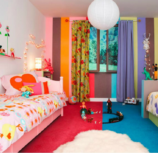 Kids Shared Room Decorating Ideas: 26 Best Girl And Boy Shared Bedroom Design Ideas