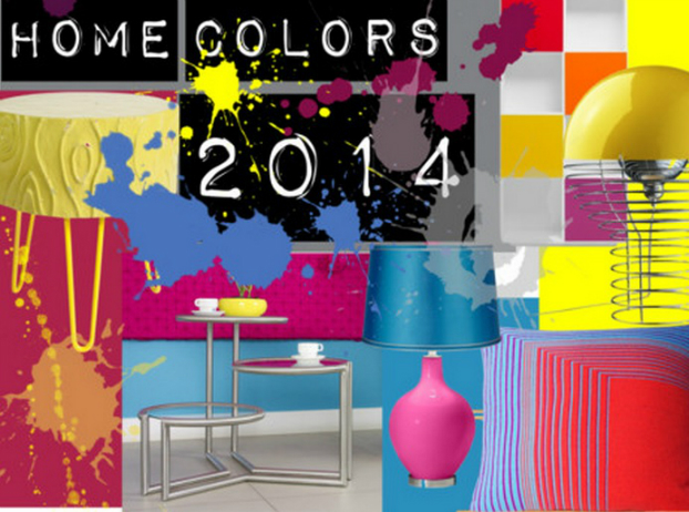 home colors trends 2014