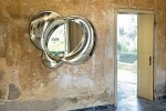 Italian decorative wall mirror