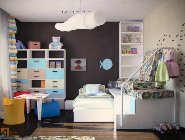 kids room by sokruta