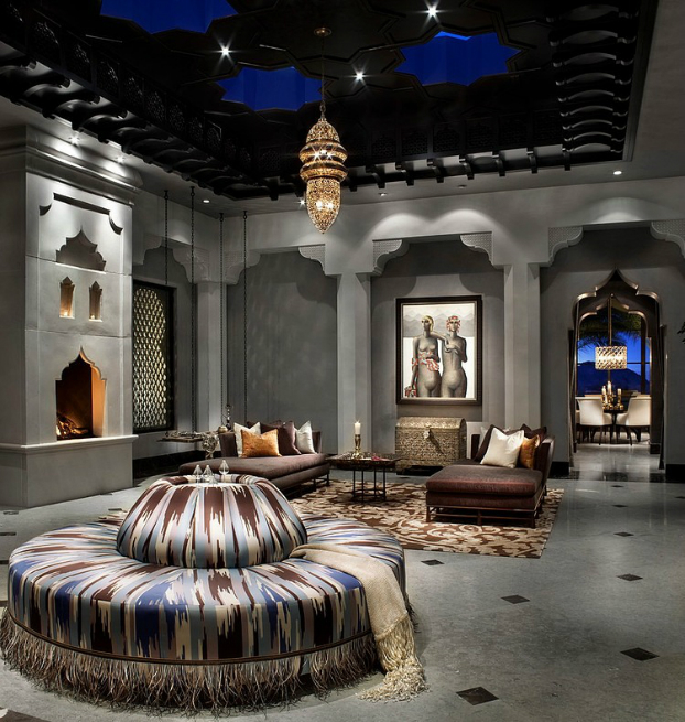 luxury Spectacural Moroccan Style interiors 18
