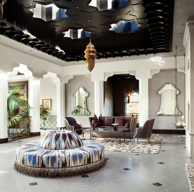 luxury Spectacural Moroccan Style interiors 19