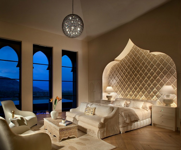 luxury Spectacural Moroccan Style interiors 25