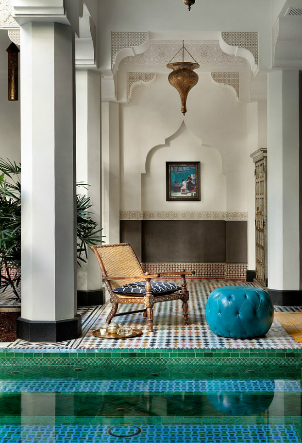 luxury Spectacural Moroccan Style interiors 5