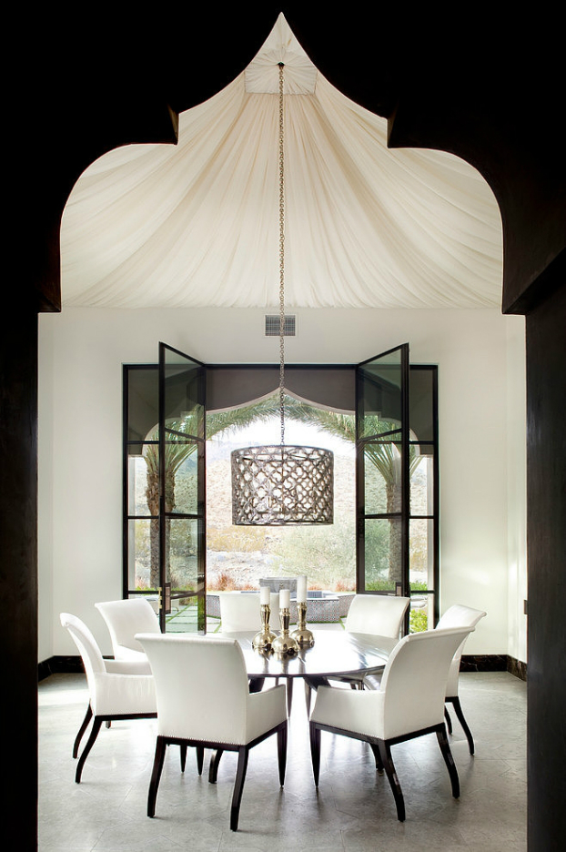 luxury Spectacural Moroccan Style interiors 6