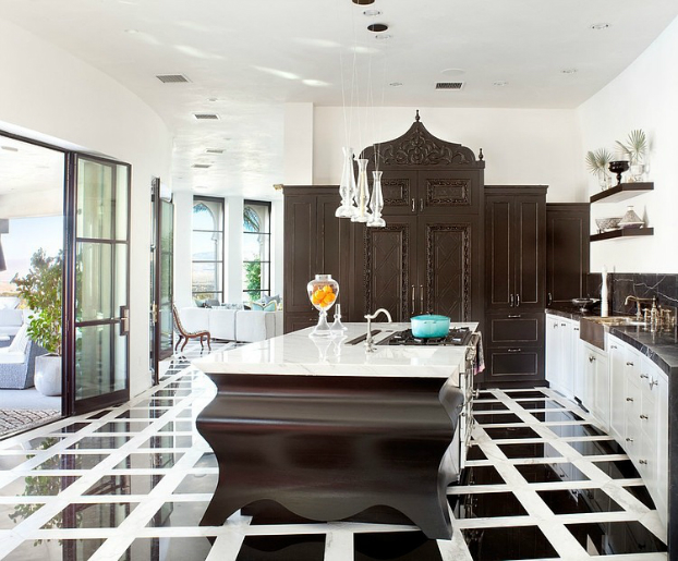 luxury Spectacural Moroccan Style interiors 7