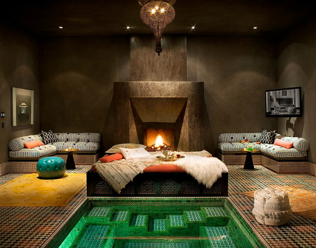 luxury Spectacural Moroccan Style interiors 8