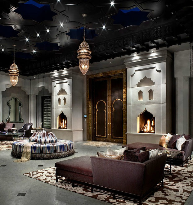 luxury Spectacural Moroccan Style interiors