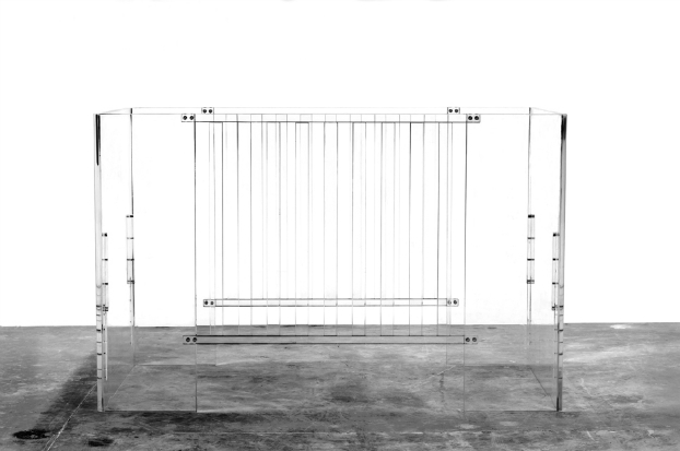 vontemporary clear acrylic crib 3
