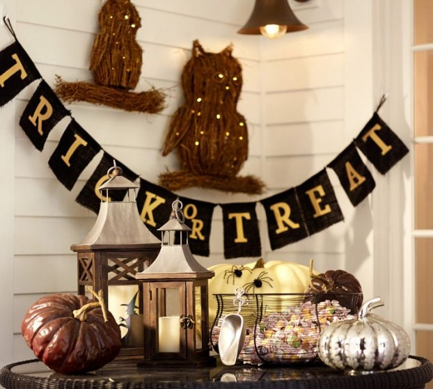 pumpkin halloween decorating ideas