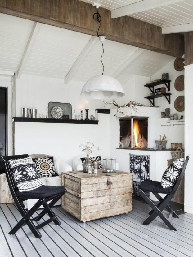 beautiful scandinavian veranda 4