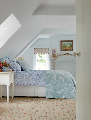 English garden inspired bedroom 25