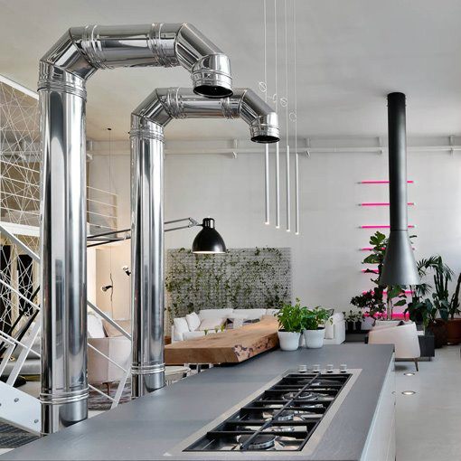 Incedible Loft in Italy 2