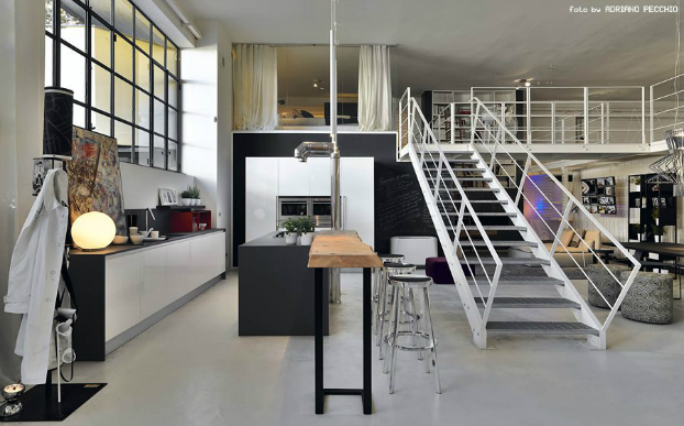 Incedible Loft in Italy 22