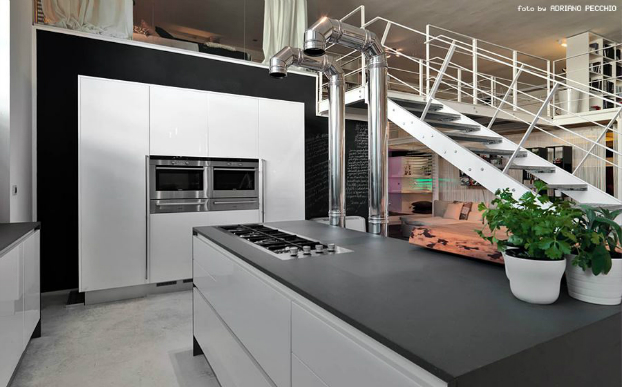 Incedible Loft in Italy 23
