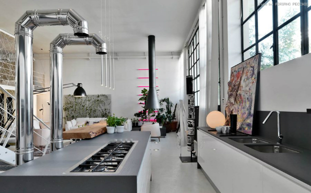 Incedible Loft in Italy 25
