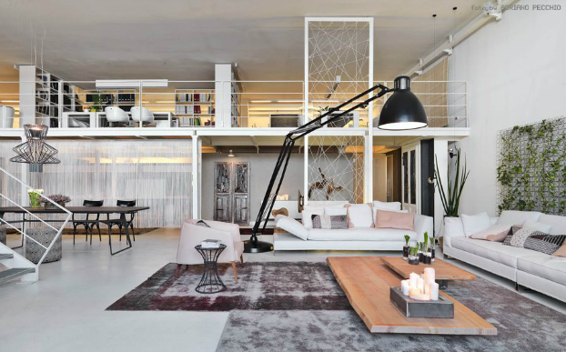 Incedible Loft in Italy 8