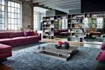 Novamobili-industrial-feminine-living-room-Upright-Bookshelf