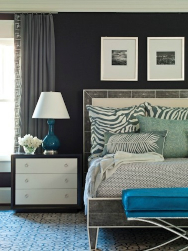 Ideas To Use Animal Prints  Bedroom 10