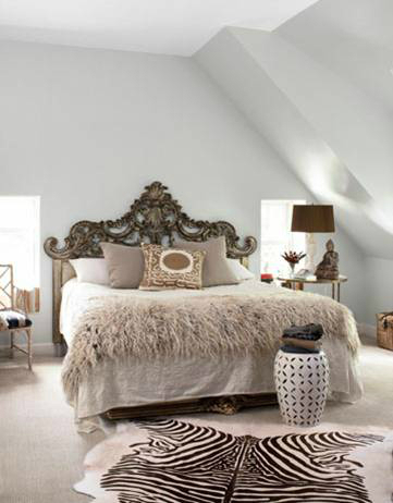 Ideas To Use Animal Prints  Bedroom 11
