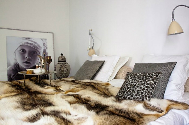 Ideas To Use Animal Prints  Bedroom 12
