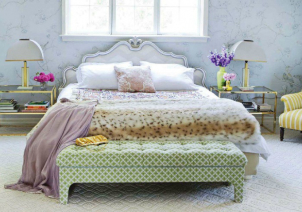 Ideas To Use Animal Prints  Bedroom 21