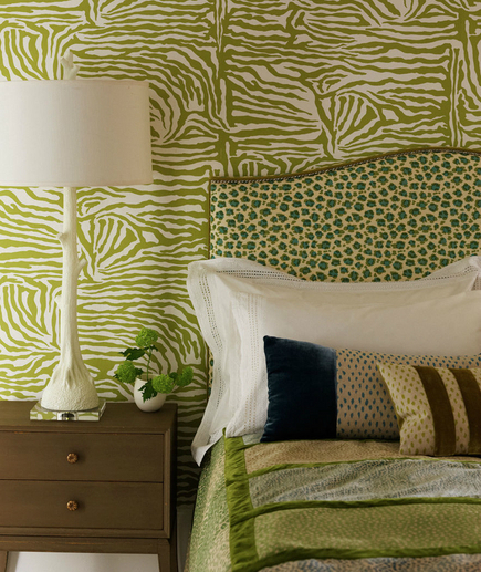 Ideas To Use Animal Prints  Bedroom 4
