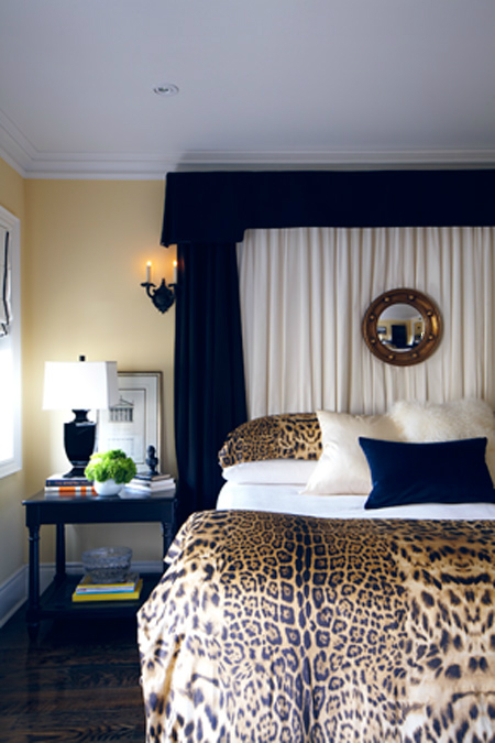 Ideas To Use Animal Prints  Bedroom 7