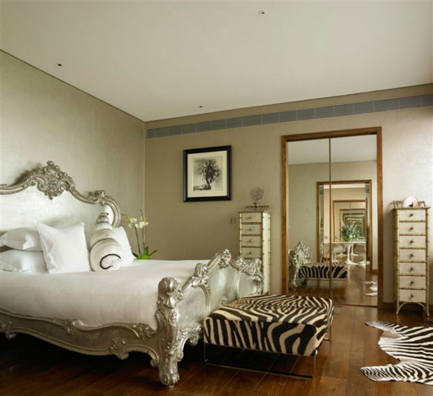 Exceptionnel Ideas To Use Animal Prints Bedroom 9