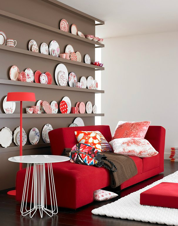 bold-brown-chocolate-red-color-home-decorating-idea