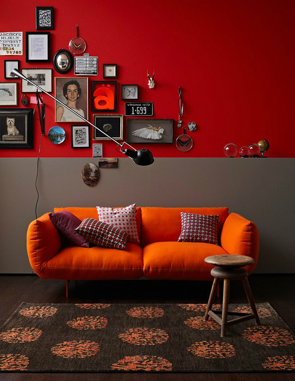 bold-red-orange-color-decor