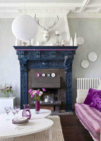 Fireplace Color Ideas 2