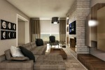 Contemporary Living Room Designs by Aliki