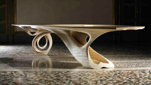 The Continuum Table by Joseph Walsh - Decoholic