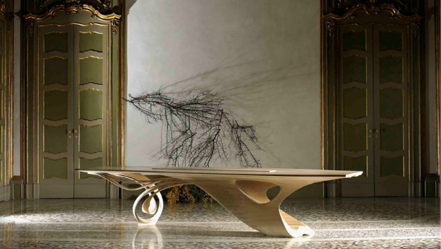 Continuum Table by Joseph Walsh