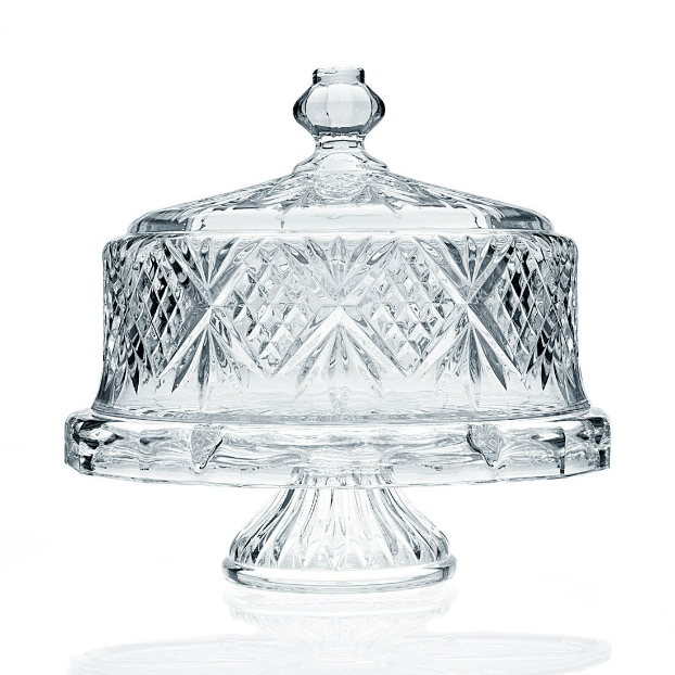 crystal cake palate stand  sc 1 st  Decoholic & 20 Best Cake Stands - Decoholic
